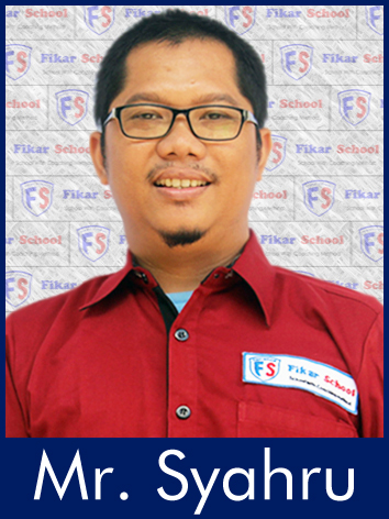 Foto Mr. Syahru