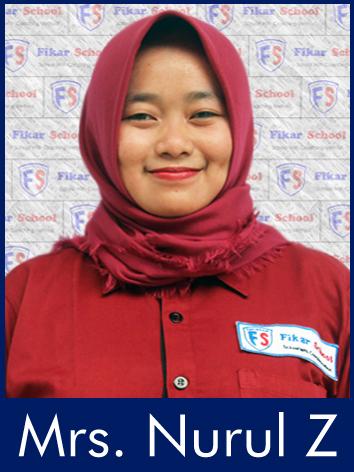 Foto Mrs. Nurul Z