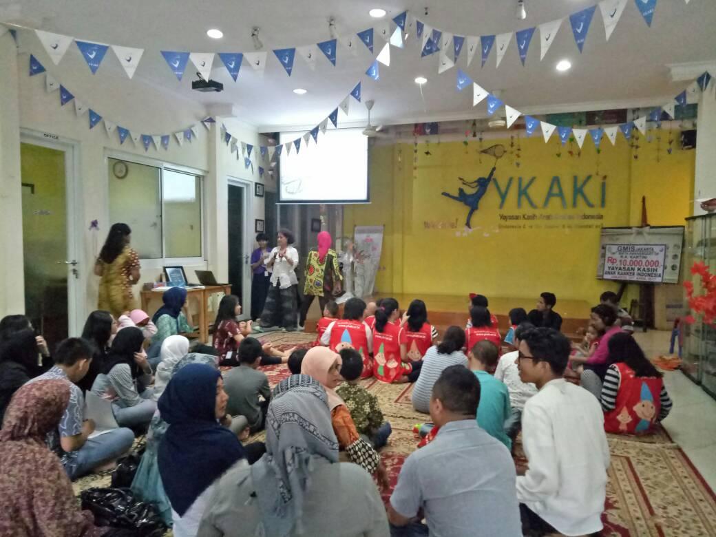 Kunjungan Fikar school ke YKAKI