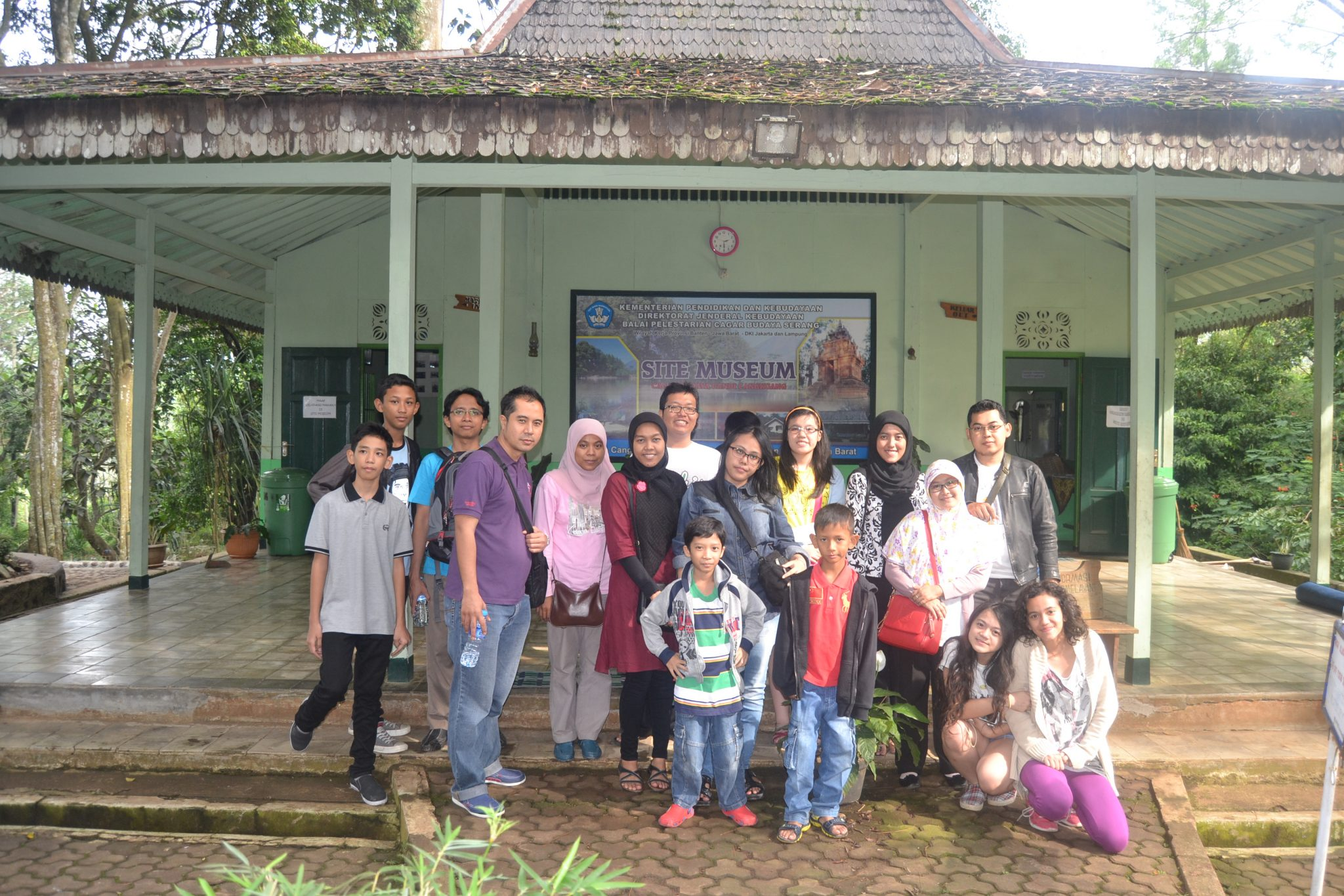 "Outing Class Fikar School ""Trip to Jogja"