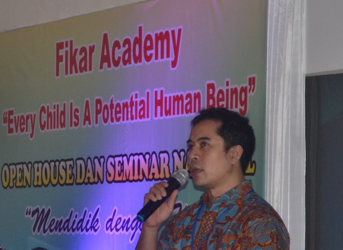 Seminar with Kak Donny