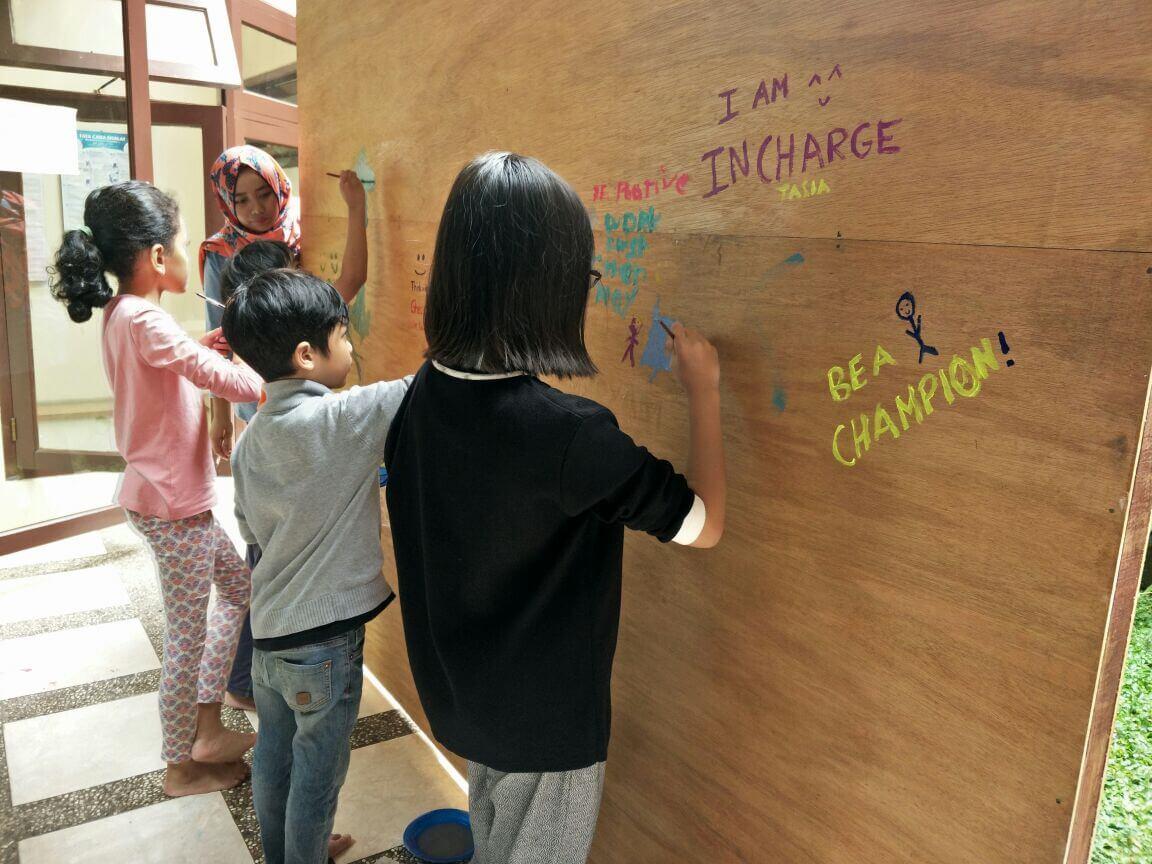 Pelajaran Art And Craft