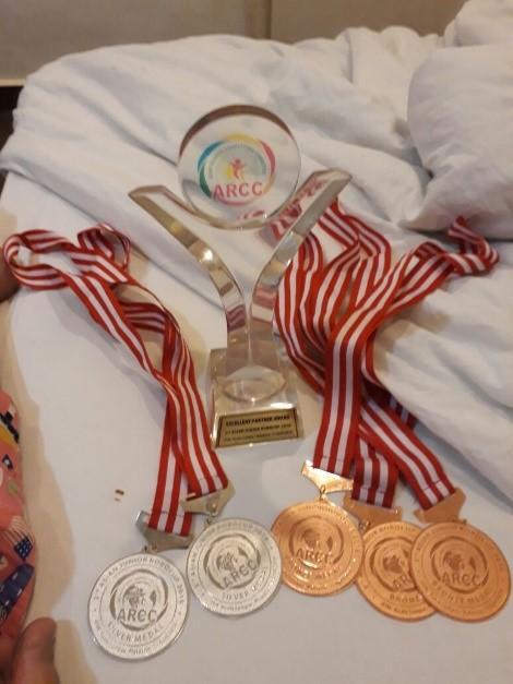 Juara Robot ARCC Malaysia