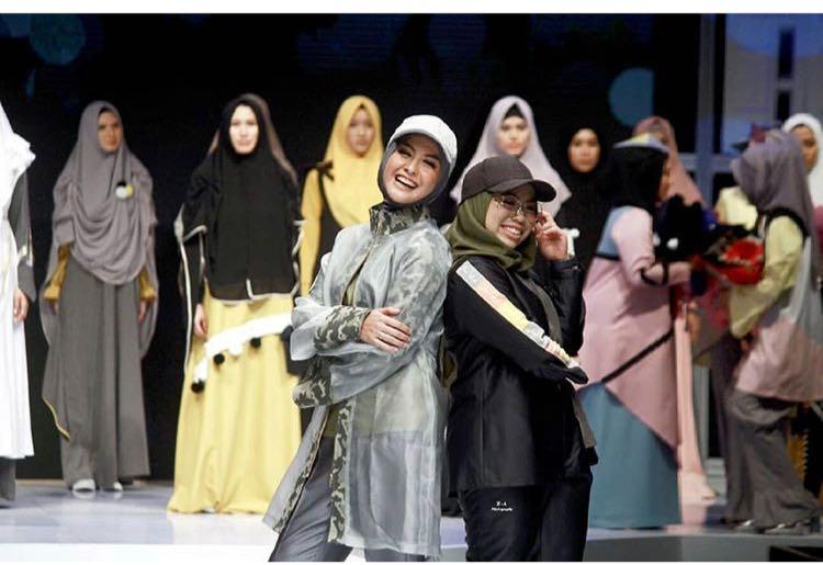 Siswa Fikar ikut dalam Lomba Muslimah Fashion