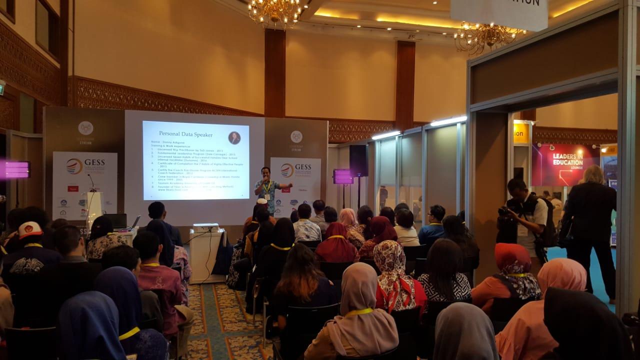 Seminar Parenting di Acara Educatioan Expo