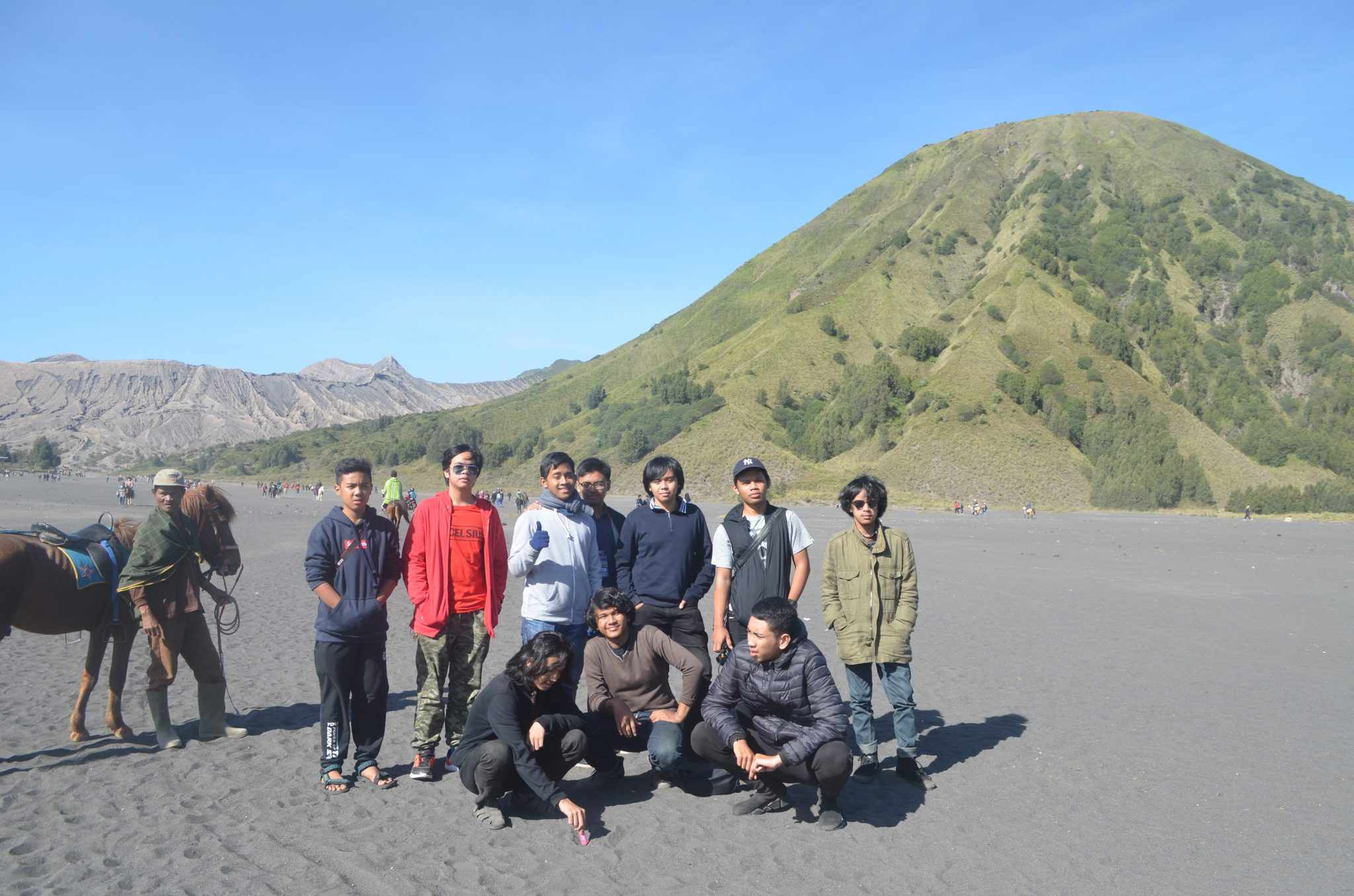 Outing Class To Malang Bromo