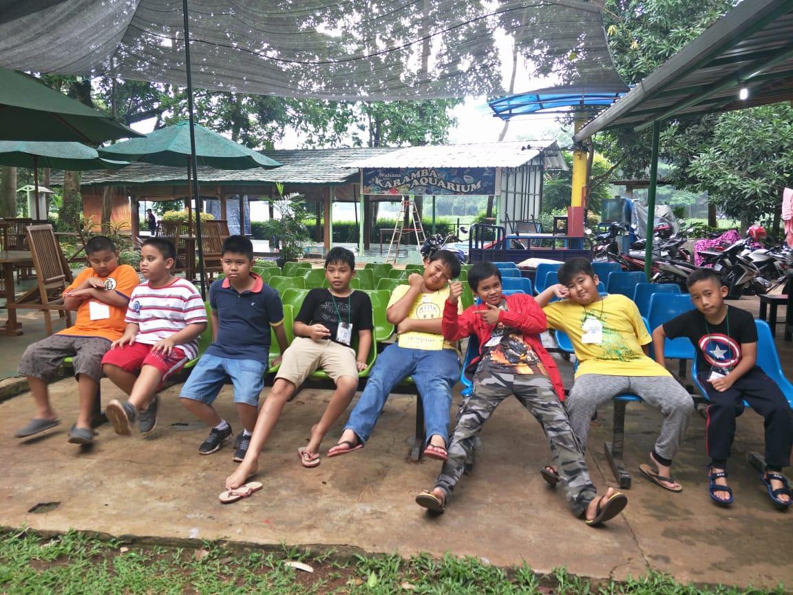 Life Skill Taman Wisata Gintung